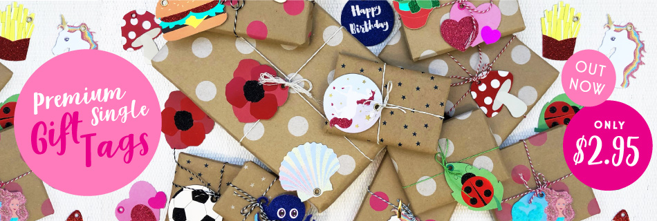 Premium Single Gift Tags